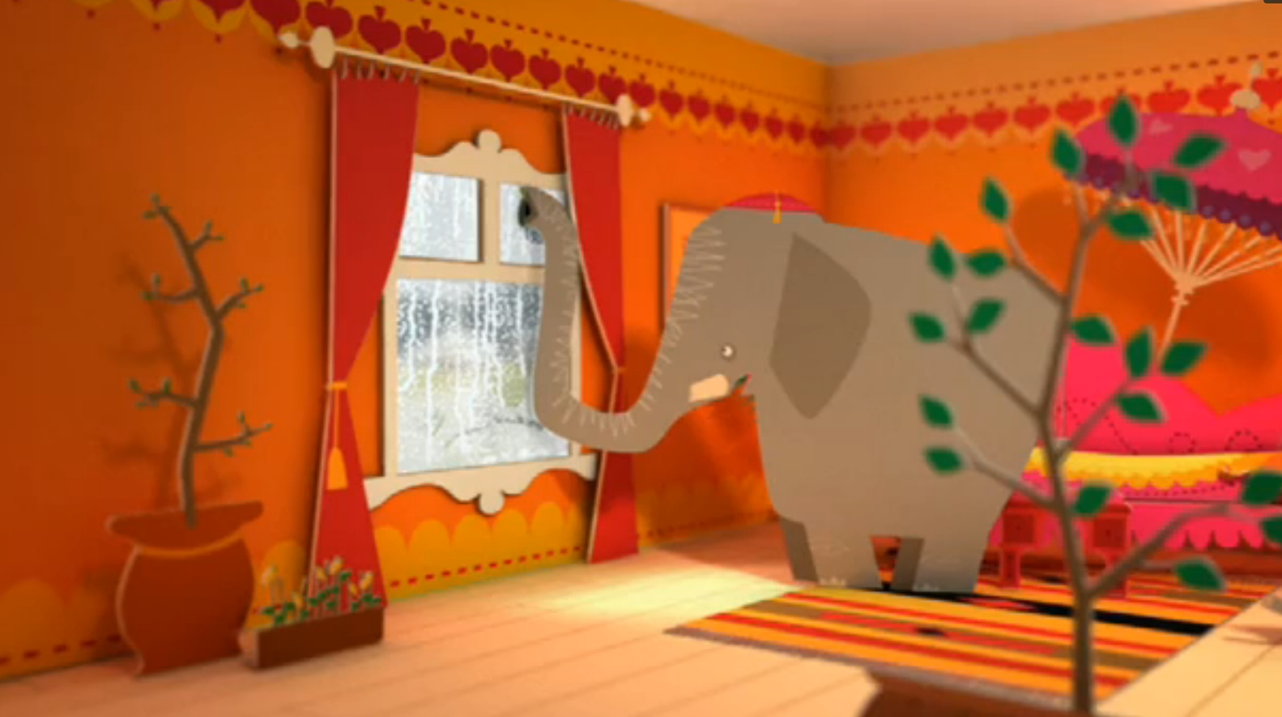 Right house elephant eon sounds for Right house